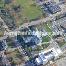 Augusta, Maine Capital Complex Aerial Photos