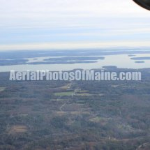 Brunswick, Maine Aerial Photos
