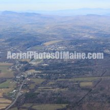 Farmington, Maine Aerial Photos
