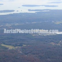 Freeport, Maine Aerial Photos