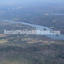 Gardiner, Maine Aerial Photos