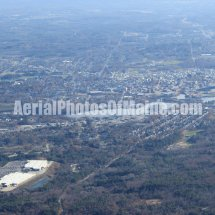 Lewiston, Maine Aerial Photos