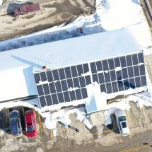 Mid-Maine Chamber of Commerce New Solar Panels