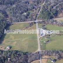 North Yarmouth, Maine Aerial Photos