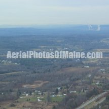 Oakland, Maine Aerial Photos