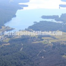 Oxford, Maine Aerial Photos