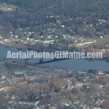 Randolph, Maine Aerial Photos