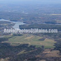 Richmond, Maine Aerial Photos