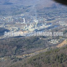 Rumford, Maine Aerial Photos