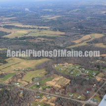 Sidney, Maine Aerial Photos