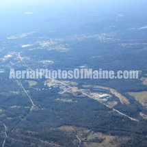 South Paris, Maine Aerial Photos