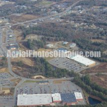 Topsham, Maine Aerial Photos