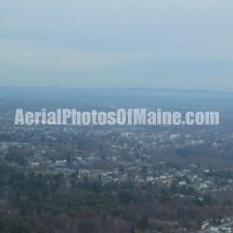 Waterville, Maine Aerial Photos